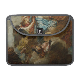 Study for the Assumption of the Virgin, c.1760 2 MacBook Pro Sleeves