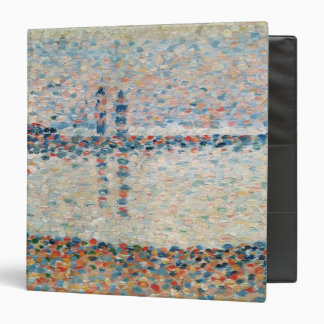 Study for 'The Channel at Gravelines Evening' 3 Ring Binder
