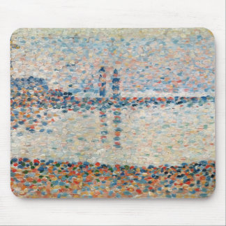 Study for 'The Channel at Gravelines Evening' Mouse Pad