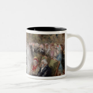 Study for the Civil Marriage Two-Tone Coffee Mug