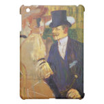 Study for the flirt,Englishman in the Rouge iPad Mini Cover