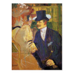 Study for the flirt,Englishman in the Rouge Post Card