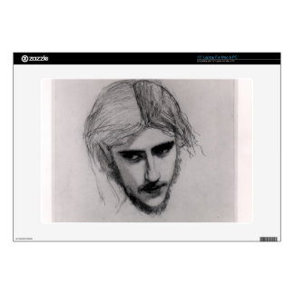 """Study for the Head of Ferdinand for 'Ferdinand Lur 15"""" Laptop Decals"""