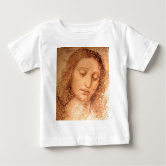 Study for the head of Jesus in The Last Supper Tee Shirts