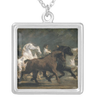 Study for the Horsemarket, 1900 Necklace