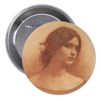 Study for The Lady Clare Pins
