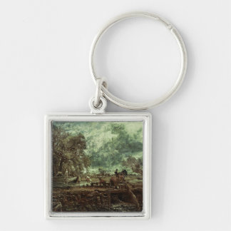 Study for The Leaping Horse, c.1825 Keychain