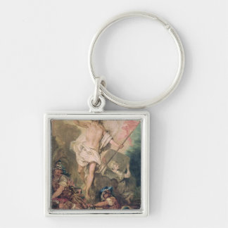 Study for the Resurrection for a painting Keychain