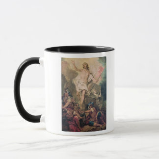 Study for the Resurrection for a painting Mug