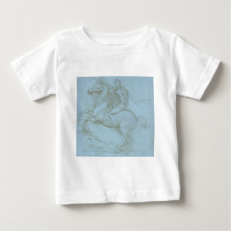 Study for the Sforza Monument Tees