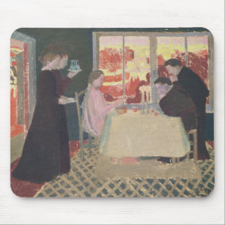 Study for The Supper at Emmaus Mouse Pad