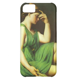 Study for the Triumph of Homer by Jean Ingres Cover For iPhone 5C