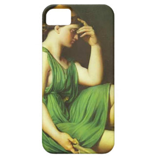 Study for the Triumph of Homer by Jean Ingres Cover For iPhone 5/5S