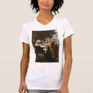 Study for Vierge aux anges by William Bouguereau Tshirts