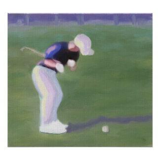 Study Golf, Poster