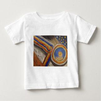 Study in Animated Metallics Painting Tee Shirt