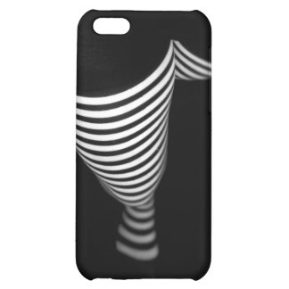 Study in Black & White Case For iPhone 5C