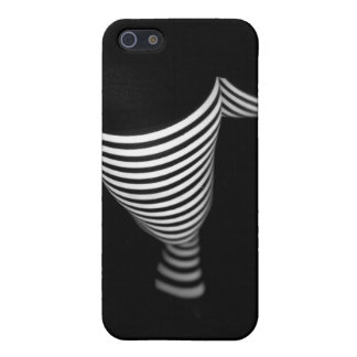 Study in Black & White Case For iPhone SE/5/5s