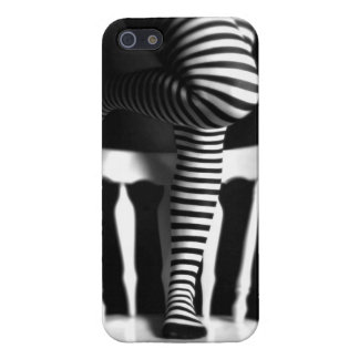Study in Black & White Cases For iPhone 5