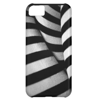 Study in Black & White Cover For iPhone 5C