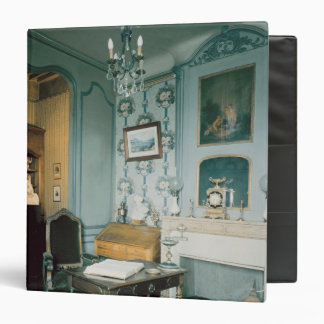 Study in the birthplace of Hector Berlioz 3 Ring Binder
