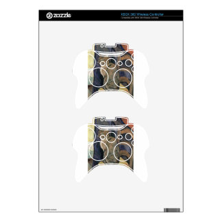 Study of a cat by Suzanne Valadon Xbox 360 Controller Skins