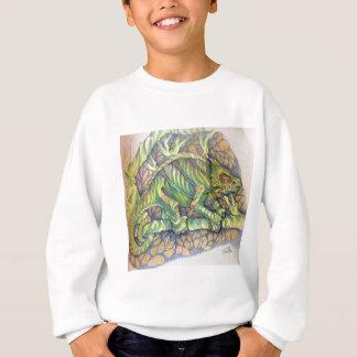 Study of A Chamelion Sweatshirt