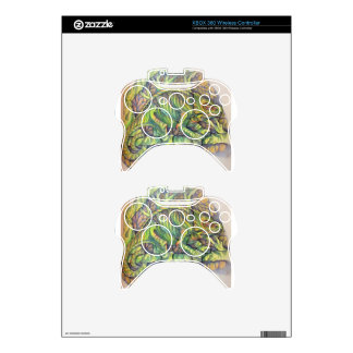 Study of A Chamelion Xbox 360 Controller Skin