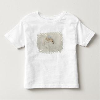 Study of a crouching Fox, facing right verso: fain Toddler T-shirt