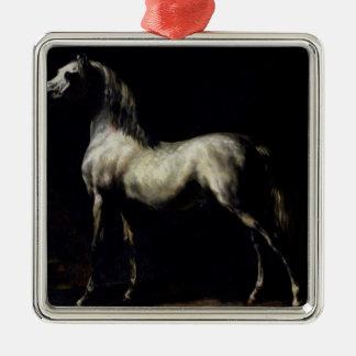 Study of a Dapple Grey Metal Ornament