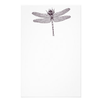 Study of a Dragonfly Stationery