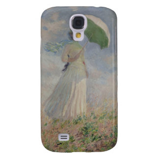 Study of a Figure Outdoors (Facing Right) (1886) Galaxy S4 Cover