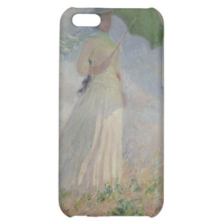 Study of a Figure Outdoors (Facing Right) (1886) Cover For iPhone 5C
