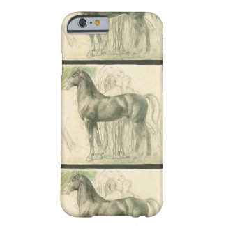Study of a Horse by Edgar Degas, Vintage Fine Art Barely There iPhone 6 Case