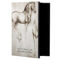 Study of a Horse Leonardo Da Vinci Powis iPad Air 2 Case