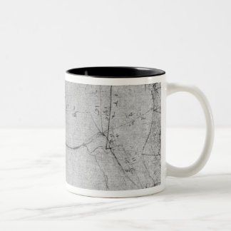 Study of a Horse Two-Tone Coffee Mug