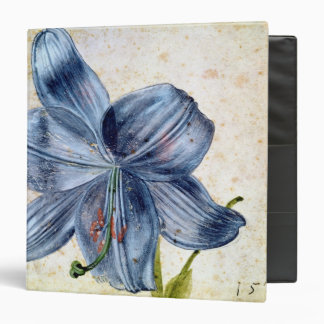 Study of a lily, 1526 binder
