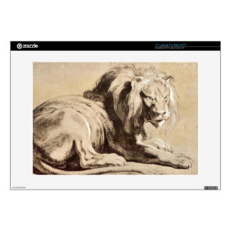 """Study of a Lion by Paul Rubens Skin For 15"""" Laptop"""