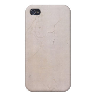 Study of a male torso iPhone 4/4S cover