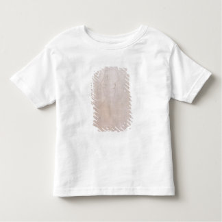 Study of a male torso toddler t-shirt
