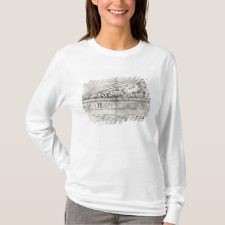 Study of a pediment from the Parthenon T-Shirt