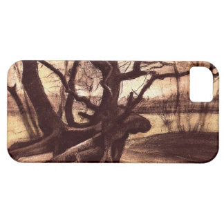 Study of a Tree iPhone SE/5/5s Case