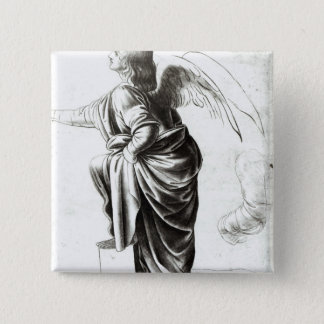 Study of an Angel Button