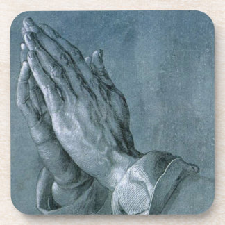 Study of an Apostle's Hands by Durer Coaster Set