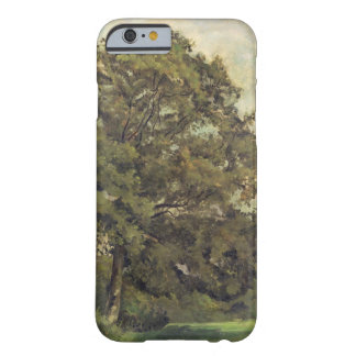 Study of an Ash Tree, c.1851 (oil on paper on pane Barely There iPhone 6 Case