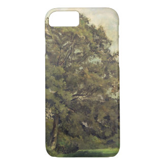 Study of an Ash Tree, c.1851 (oil on paper on pane iPhone 7 Case