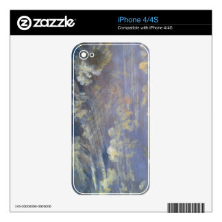 Study of Cirrus Clouds iPhone 4S Decal