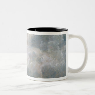 Study of Cumulus Clouds, 1822 (oil on paper laid o Coffee Mugs