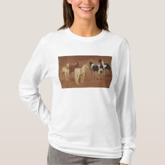 Study of Five Horses T-Shirt
