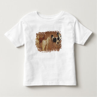 Study of Five Horses Toddler T-shirt